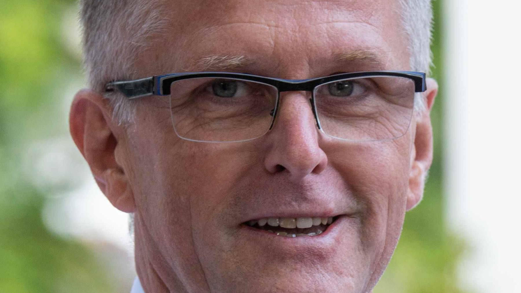 Hanspeter Krüsi, Mediensprecher Kantonspolizei St.Gallen