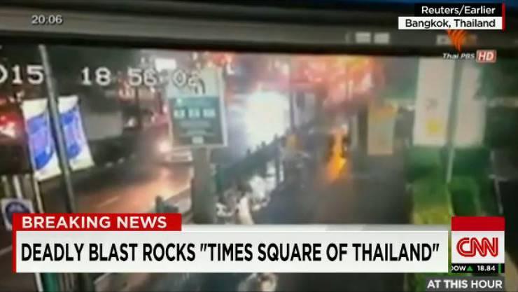 Thailand's Armee hat Verdächtigen im Visier