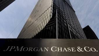 Die grösste US-Bank kann beim Gewinn zulegen (Archivbild)