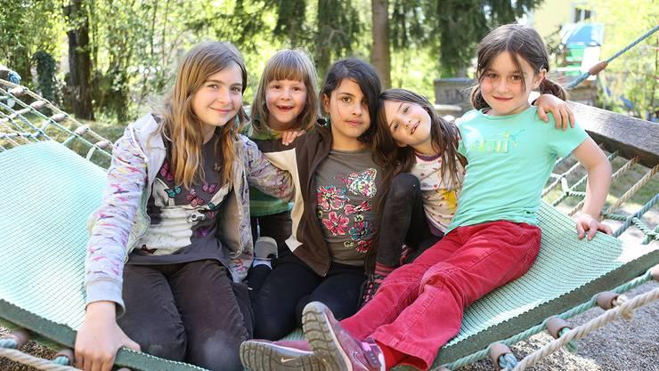 Frühlingsferien-Programm auf Solothurns Quartierspielplätzen