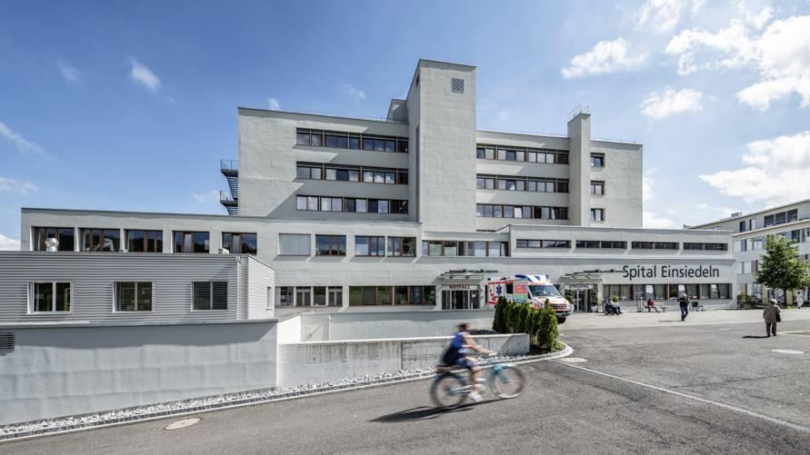 Kein Coronavirus-Fall in Einsiedeln!