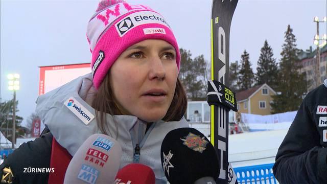 Wendy Holdener verpasst dritte Medaille