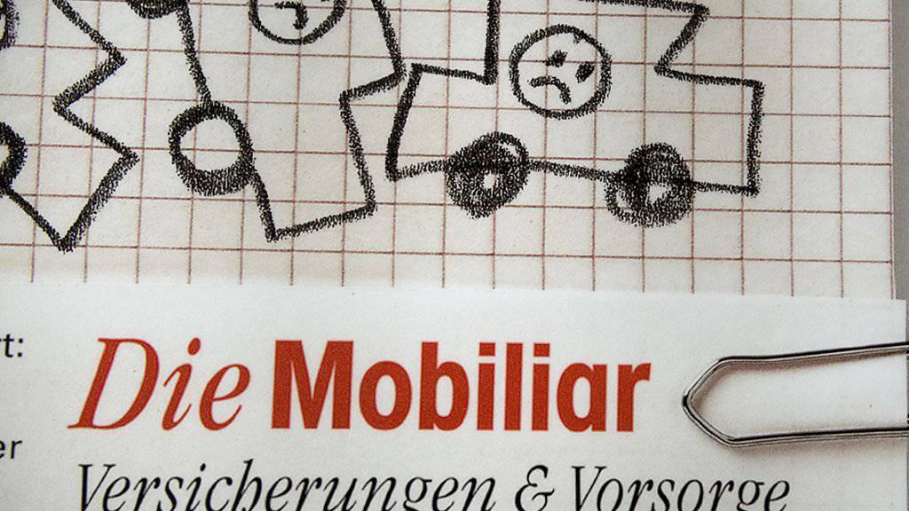 Die Mobiliar ist in der ersten Jahreshälfte 2018 besonders bei den Sachversicherungen gewachsen. (Archiv)