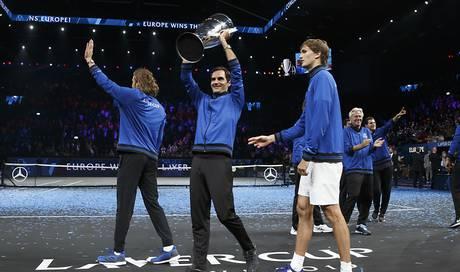 Das «unvollendete» Jahr – die Saisonbilanz von Roger Federer ist geprägt von verpassten Chancen - Aargauer Zeitung