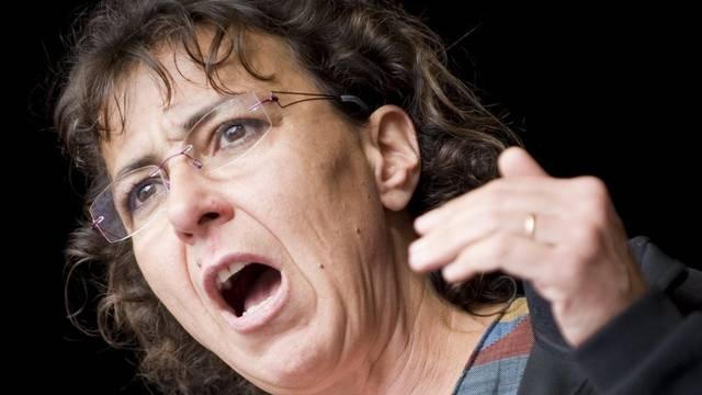 Nach zwanzig Jahren im Nationalrat sucht Christine Goll will beruflich bald etwas Neues beginnen (Archiv)