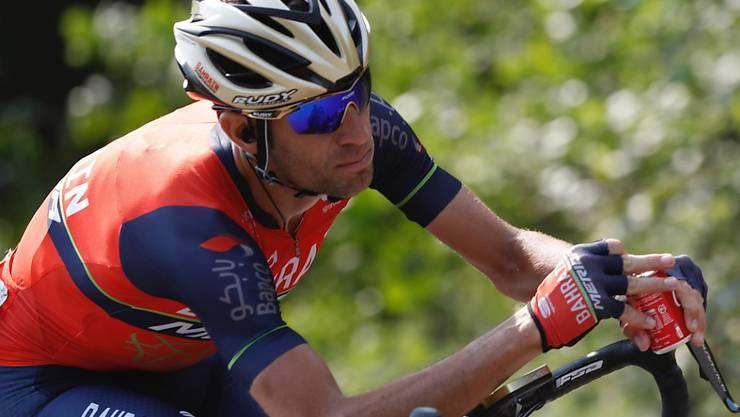Vincenzo Nibali, der beste Abfahrer, triumphiert in der Lombardei