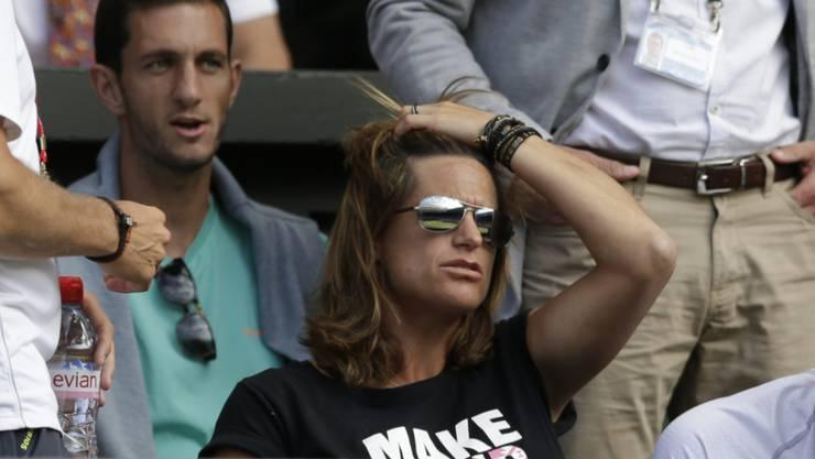 Mutterfreuden für Ex-Tennis-Star Amélie Mauresmo (Archivbild)