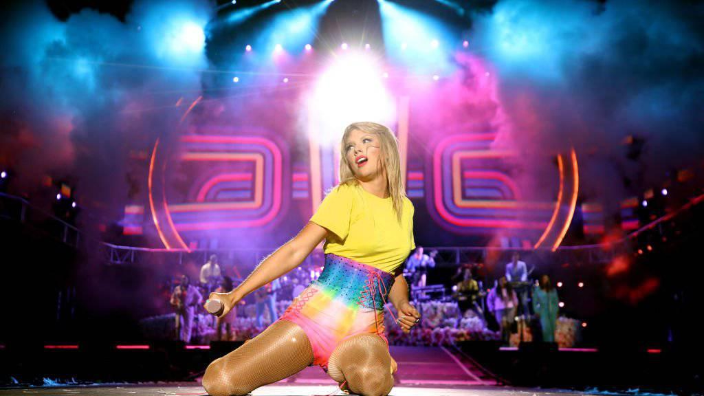 Taylor Swifts «Lover» veröffentlicht