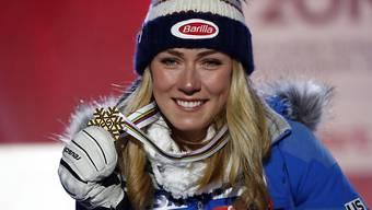 Mikaela Shiffrin konzentriert sich auf Slalom und Riesenslalom