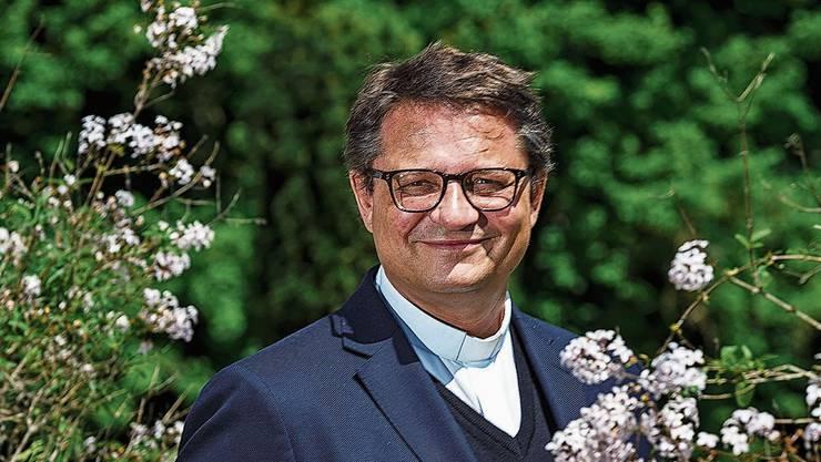 «Ostern verhindert keine Krisen. Es überwindet sie.» Bischof Felix Gmür.