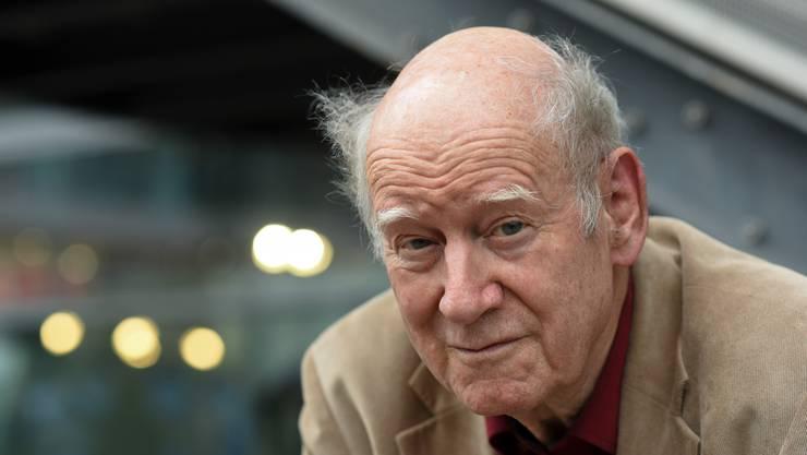 Franz Hohler: «Als Senior bekommt man derzeit schon den Eindruck, nicht mehr am vollen Leben beteiligt zu sein.»