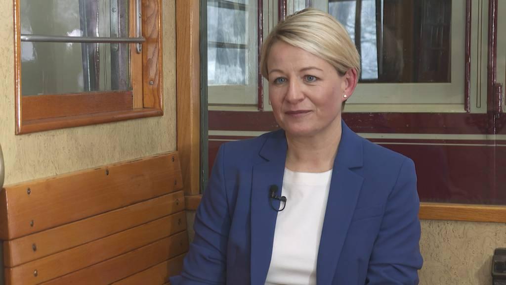 Christine Bolt: «Hoffe, dass die Olma in diesem Jahr stattfinden kann»
