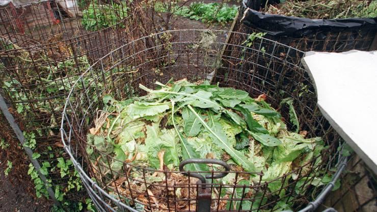 Das Bundesgericht hat sich mit den Geruchsimmissionen eines Kompostes unweit einer Gartenwirtschaft befassen müssen. (Themenbild)