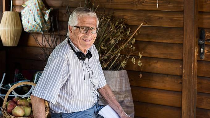 Rolf Lyssy: «Ich mache ohnehin weiter, mit oder ohne Preis.»