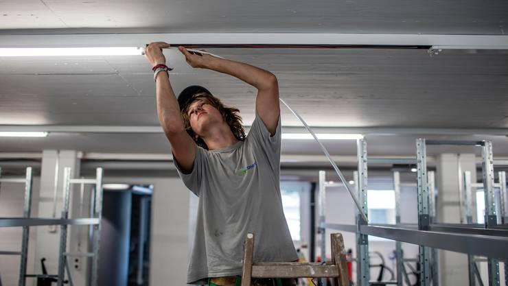 Im Kanton Solothurn haben 2000 junge Menschen mit Erfolg eine Lehrabschlussprüfung bestanden.