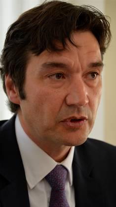 Unbeeindruckt: François Scheidegger.