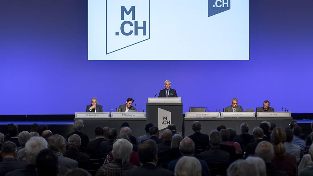 Messebetreiberin MCH weiter mit Verlust – Hoffen auf Normalität