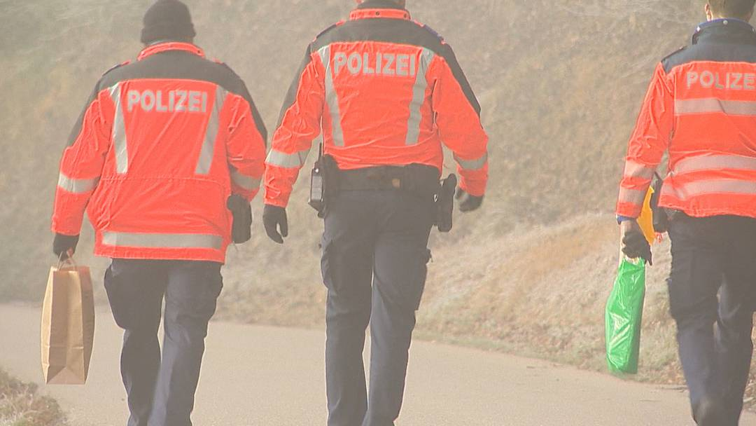 Kirchberg SG: Mann tot in Abfallsack gefunden