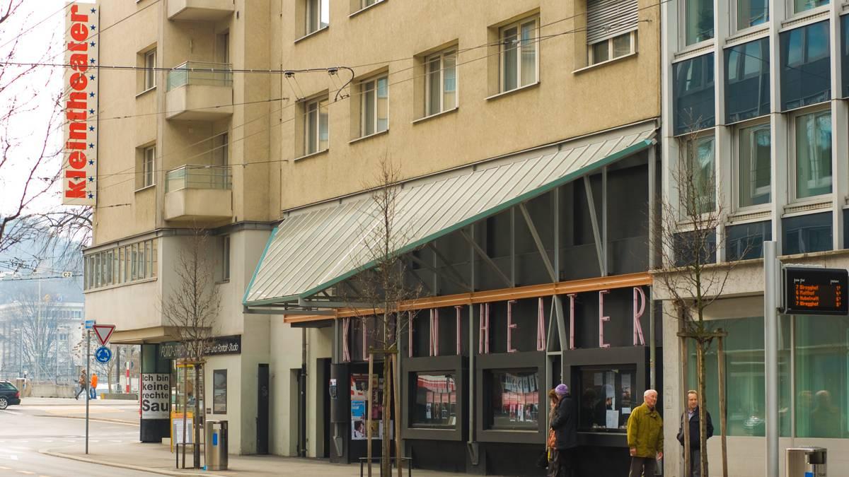 Das Kleintheater in Luzern.
