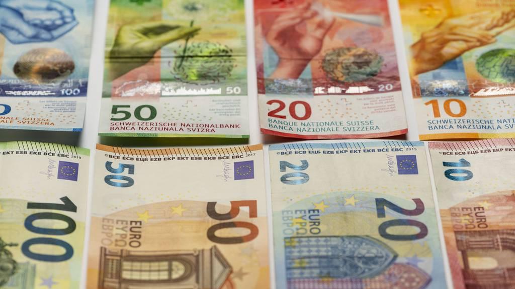 Vermögen in der Schweiz auf Rekordwert gestiegen