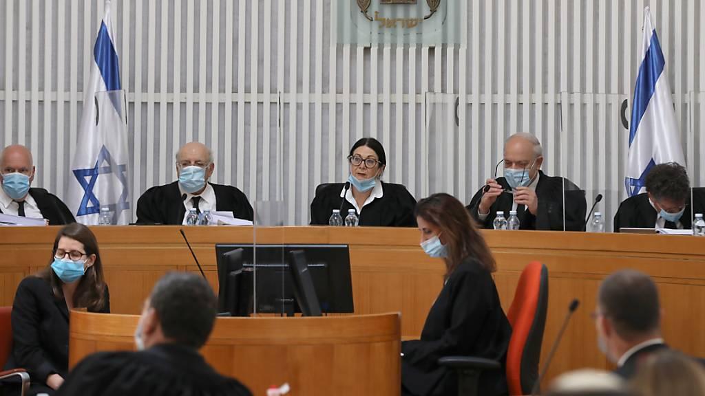 Israels Höchstes Gericht ebnet Weg für Regierungsbildung