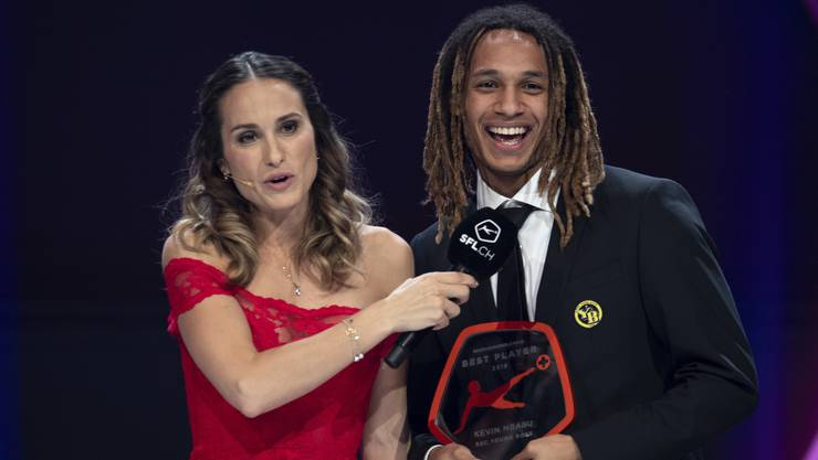 An der SFL Award Night wurden auch dieses Jahr wieder die besten Spieler und Trainer der Super League und der Challenge League geehrt.