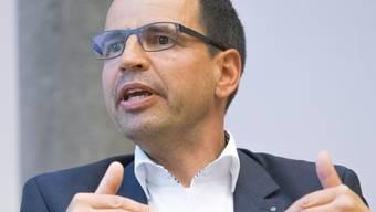Greift in die Gesundheitsdiskussion ein: FDP-Nationalrat Matthias Jauslin.