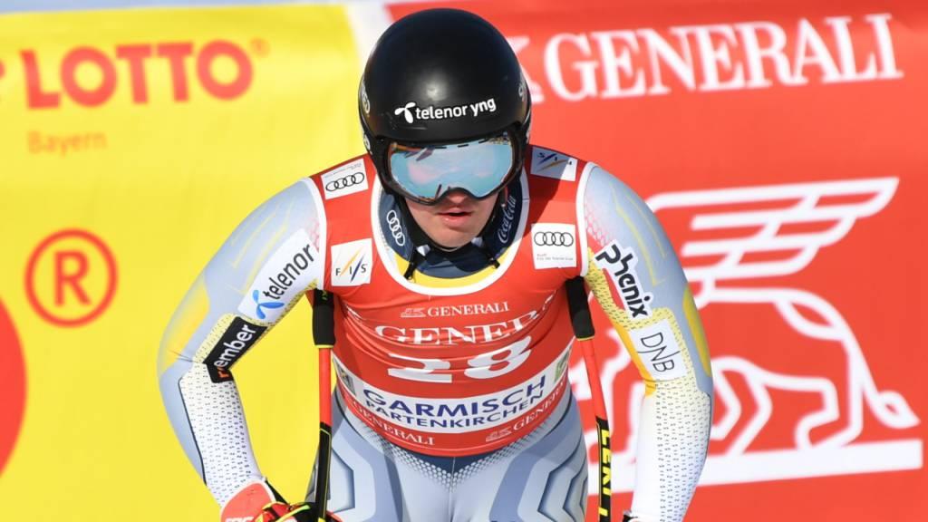 Auch Sejersted fällt aus: Norwegens Team schrumpft weiter