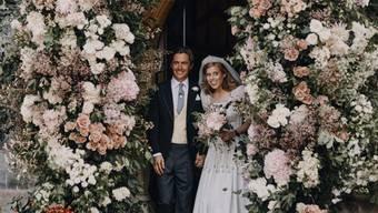 Queen-Enkelin Prinzessin Beatrice und ihr Partner Edoardo Mapelli Mozzi haben heimlich geheiratet.