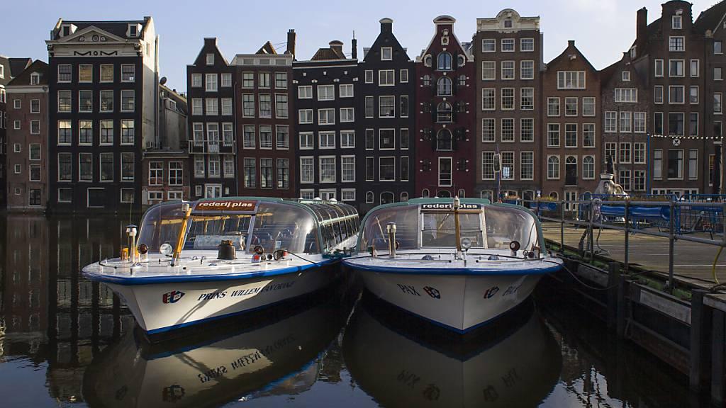 Plattform Airbnb: 80 Prozent weniger Adressen in Amsterdam