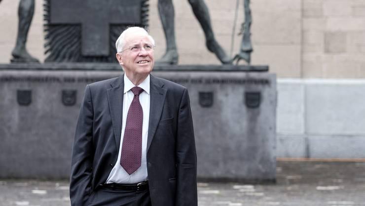 Christoph Blocher: Kampf gegen das Establishment.