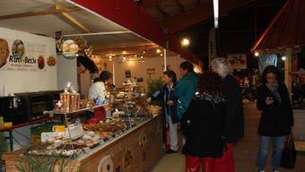 Herbstmesse in Büren an der Aare