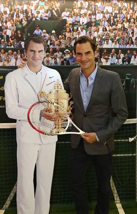 Roger und Roger - das passt