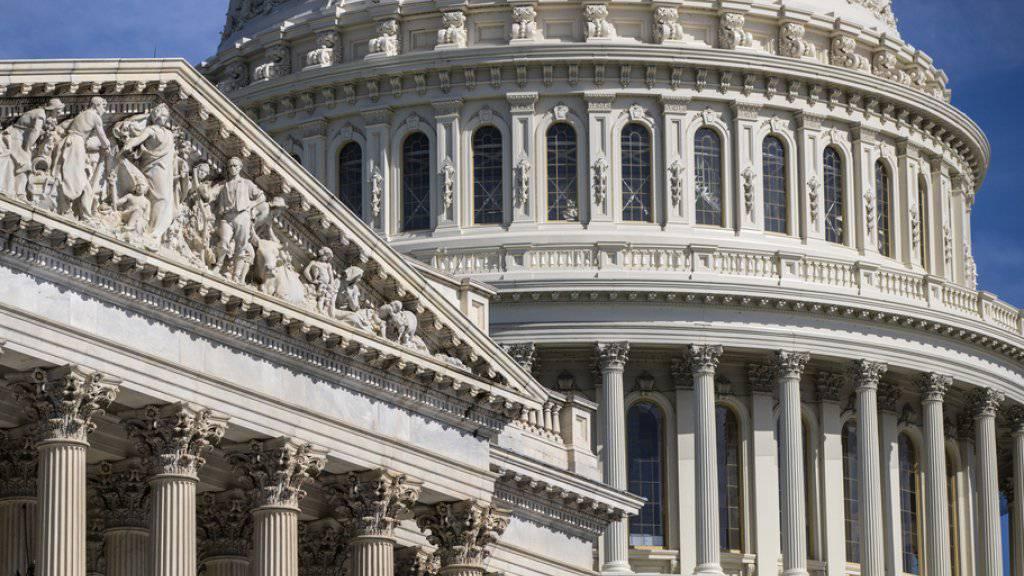 Ein als Kompromiss gehandelter Gesetzentwurf zur Einwanderungsreform in den USA ist gescheitert. Bei einer Abstimmung im Kongress am Mittwoch votierten 301 Abgeordnete gegen den von den Republikanern eingebrachten Entwurf, nur 121 stimmten dafür. (Archivbild)