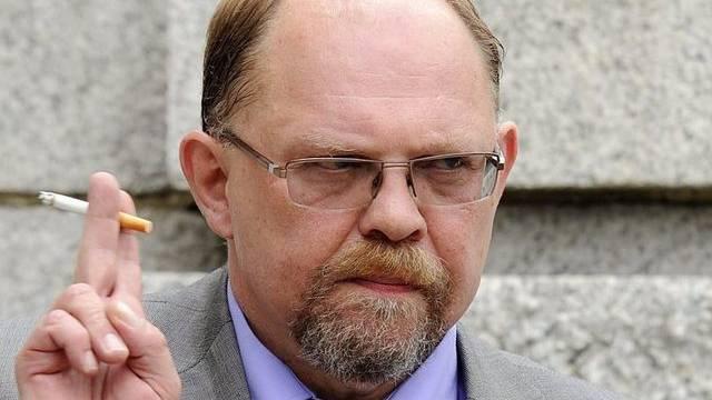 Daniel Gloor im Juli 2012 vor dem Zürcher Bezirksgericht (Archiv)