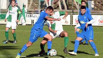 Der FC Niederbipp will in der Rückrunde den Platz im gesicherten Mittelfeld der 2. Liga halten.