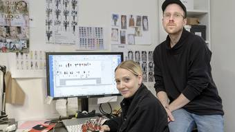 Karin Wüthrich und Matthias Fürst lassen zu 70 Prozent in der Schweiz produzieren – diese nachhaltige Einstellung wollen sie aber nicht an die grosse Glocke hängen.