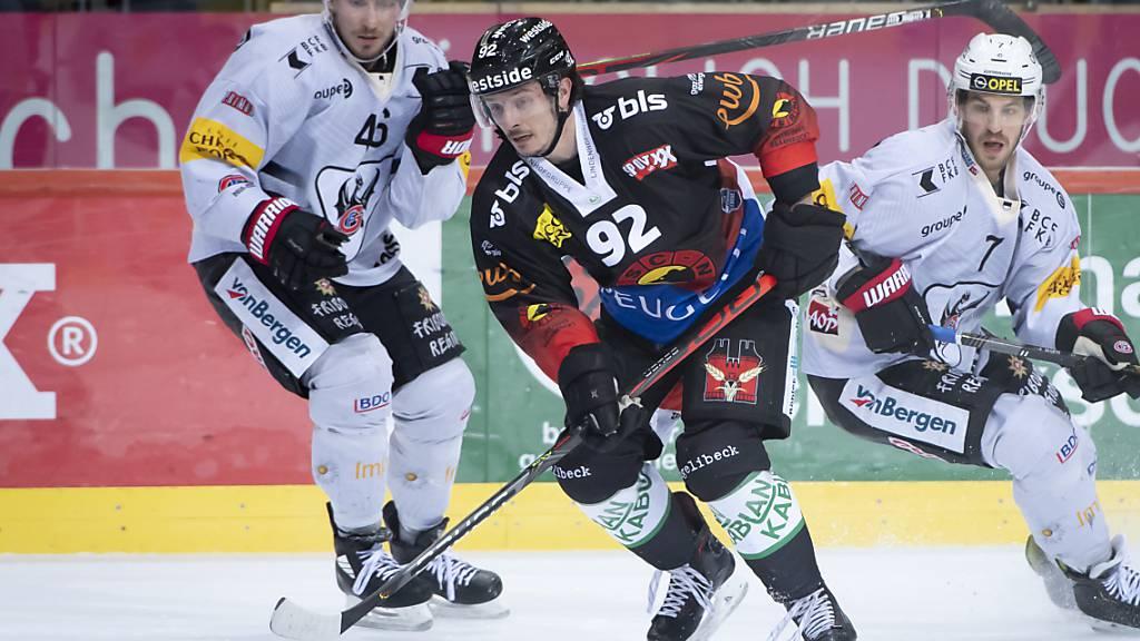 SCB holt Kanadier Christian Thomas zurück