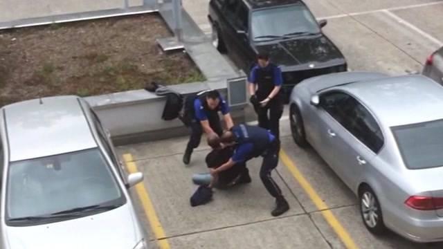 Bus-Chauffeur in Baden spitalreif geschlagen