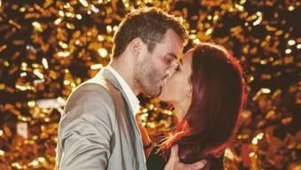Darauf hätte niemand wetten mögen, am wenigsten der Bachelor Janosch und seine auserwählte Kristina selber: Sie sind mittlerweile schon ein Jahr zusammen. (Instagram)