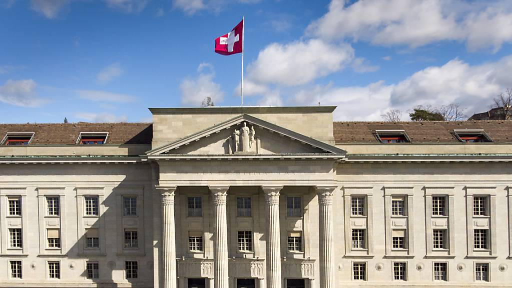 Das Bundesgericht hat die erste von hunderten Abstimmungsbeschwerden gegen die Abstimmung zum Anti-Terror-Gesetz als «unzulässig» erklärt. (Symbolbild)