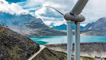 Im kommenden Jahr bekommt Zürichs Energiewende einen kräftigen Schub, und zwar aus Windkraft. (Archiv)