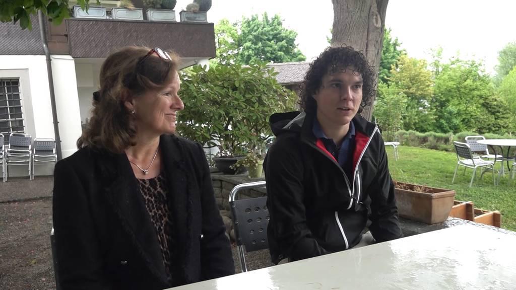 Bumann im Restaurant Wildenmann