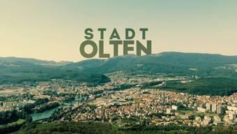 Offizieller Imagefilm der Einwohnergemeinde Olten (August 2016)