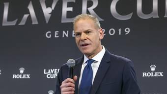 Überzeugt von einer rosigen Zukunft des Laver Cups: CEO Steve Zacks