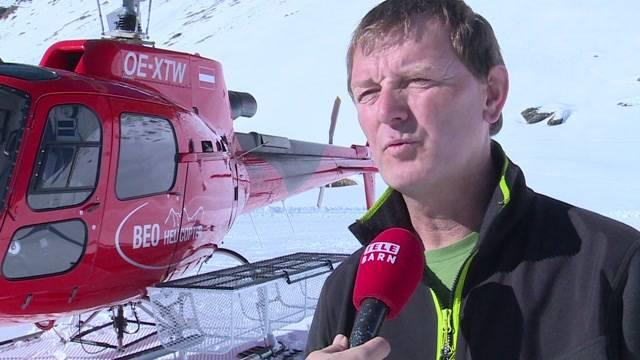 Nach Kündigung: Heli-Pilot macht sich selbständig