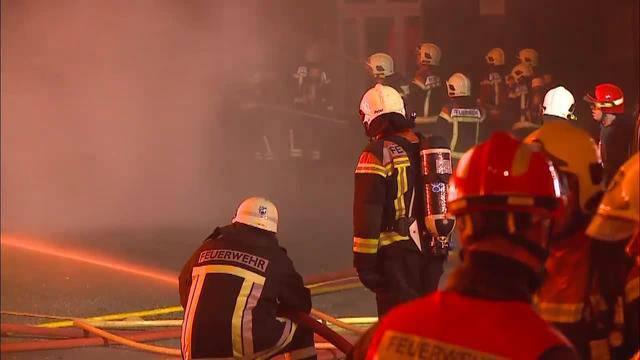Grossbrand in Balsthal: Die Fakten B2