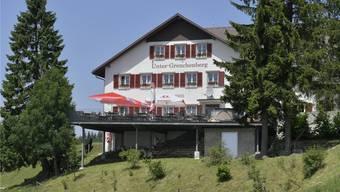 Der Berggasthof Untergrenchenberg bietet Take-away-Service an. (Archivbild)
