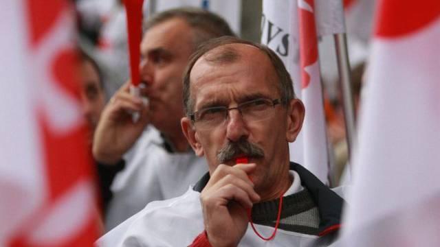 Gewerkschaftsbund OPZZ: Das Volk wird zum Richter