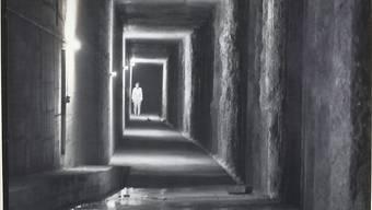"""Die Fotografie """"Räume IV"""" (1985) von Cécile Wick ist Teil der Ausstellung """"Die neue Fotografie. Umbruch und Aufbruch 1970-1990"""" im Kunsthaus Zürich"""